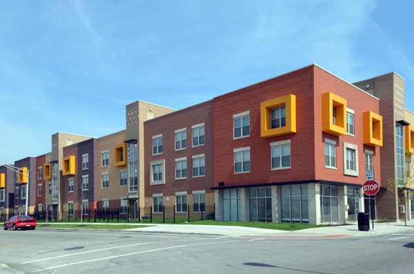 City of Chicago :: Dr. King Legacy Apartments