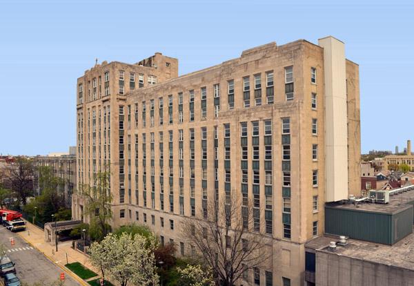 City Of Chicago Resurrection University Saints Mary And