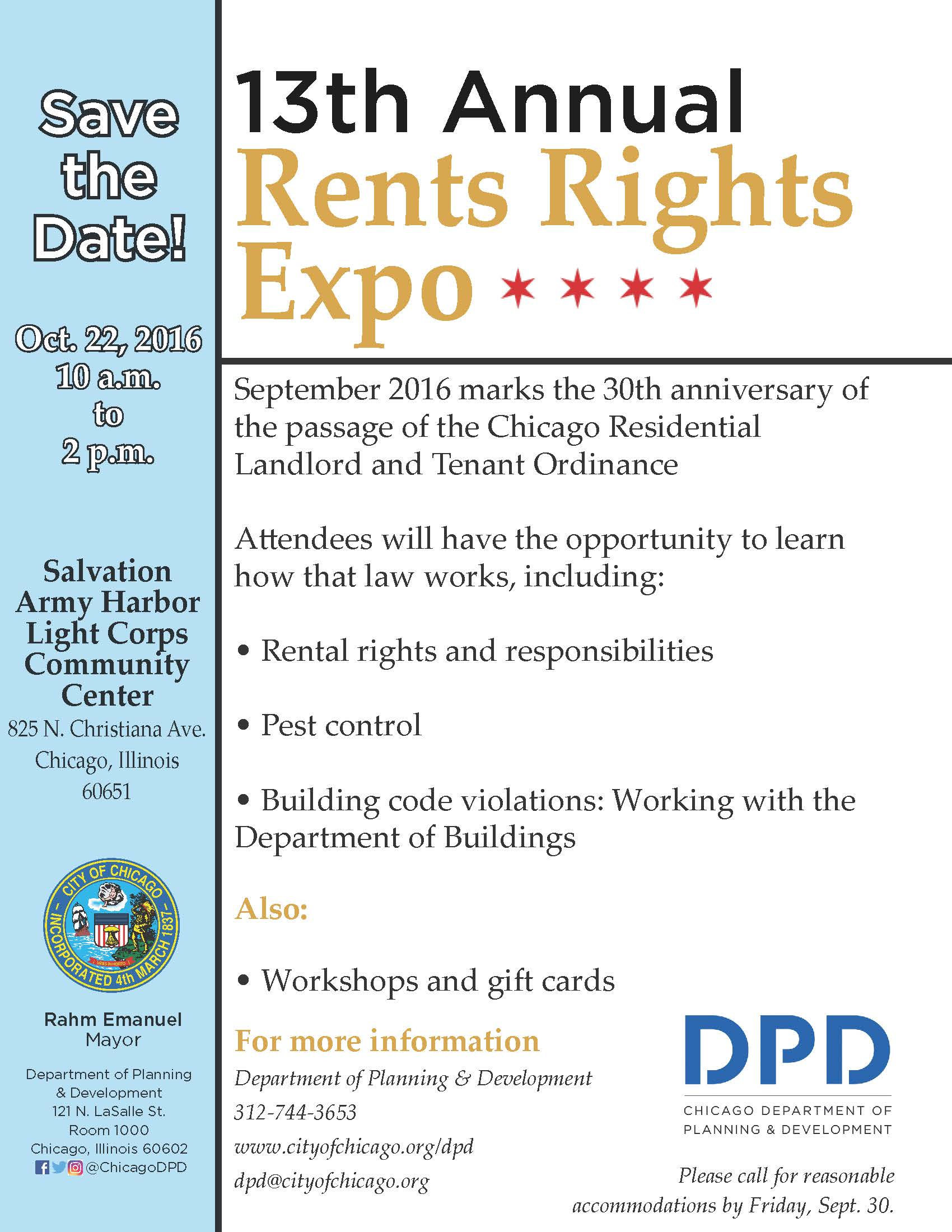 Rents Right Expo 2016