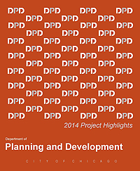 2014 Project Highlights Report cover page