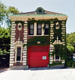 Ridge Fire House