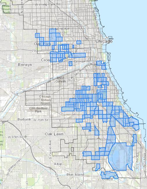 City of Chicago :: Opportunity Zones