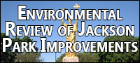 Jackson Park improvements