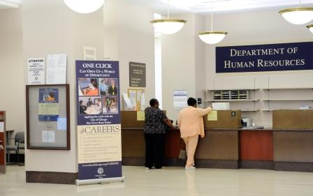 Image of Employment Services Front desk