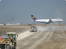 Construction at O'Hare International Airport