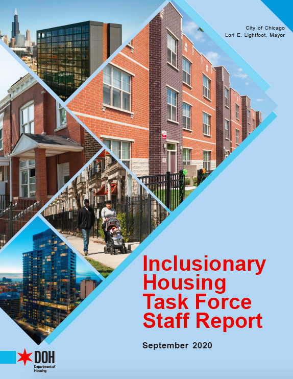 Inclusionary Housing Cover
