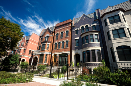Image of Chicago homes