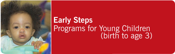 Early Steps Programs