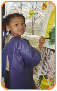 Pre-School Program child photo