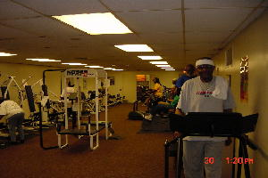 Chicago Fitness Plus Fitness Room