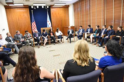 City of Chicago :: Mayor's Office Fellowship Program