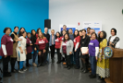 Legal Protection Fund 50000 Immigrants Served Celebration, December 2, 2018