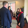 Meeting with Governor Hickenlooper, April 27, 2018