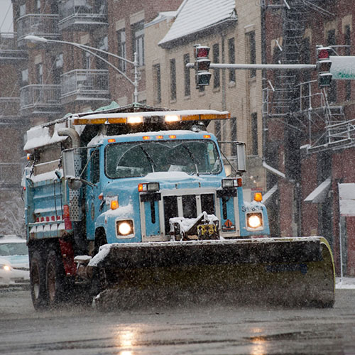 Chicago Snow Plow