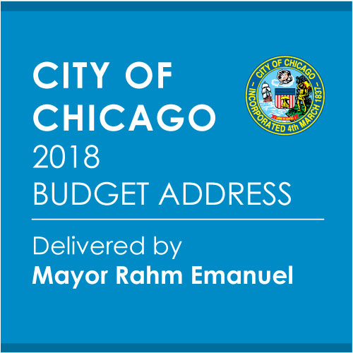 Mayor Emanuel 2018 Budget Address
