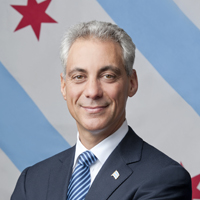 Image of Mayor Rahm Emanuel