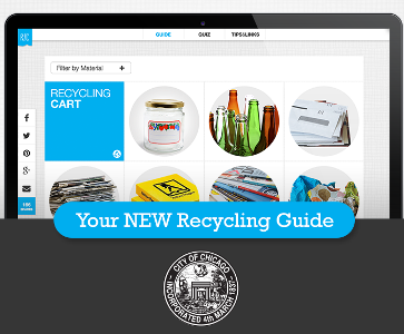Chicago's Curbside Recycling Guide