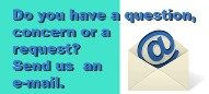 Do you have a question, concern or a request? Send us an email from this link