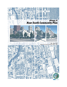 Near South Community Plan cover