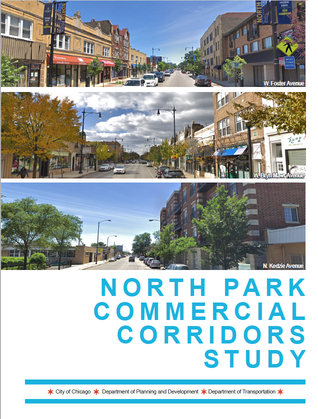 City of Chicago :: North Park Commercial Corridors Study