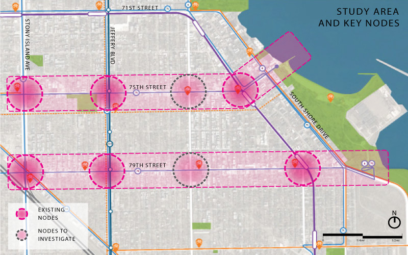 City of Chicago :: South Shore Corridor Study