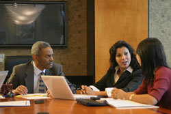 Women and Minority business vendors