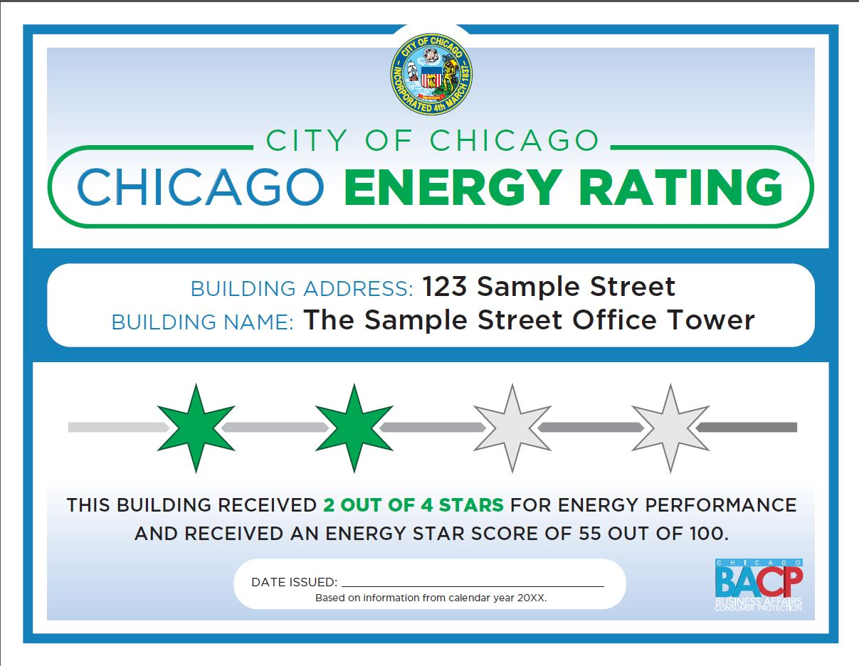 City Of Chicago Chicago Energy Benchmarking Homepage