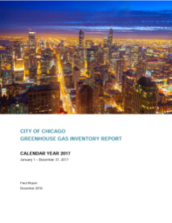 Final Report: 2017 Greenhouse Gas Inventory