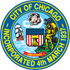 City Seal of Chicago