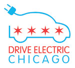 Drive Electric Chicago Logo