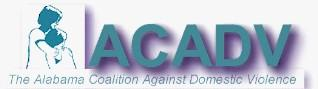The Alabama Coalition Against DomesticViolence Logo