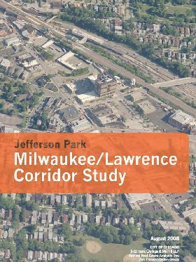 Milwaukee/Lawrence Corridor Study cover