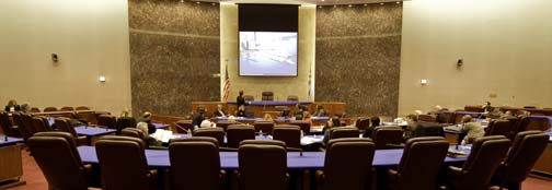 Chicago Plan Commission meeting